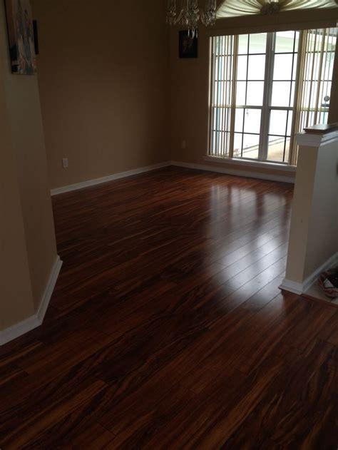 pergo flooring koa dining room pergo xp in hawaiian curly koa pergo conceptualtilesolutions woodlaminant for