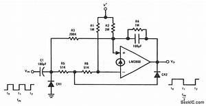 trigger flip flop analog circuit basic circuit With analog flip flop