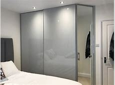 Sliding Wardrobe with Corner rack