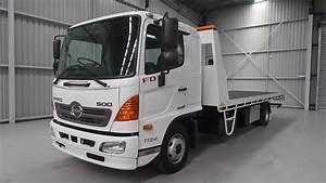 2017 Hino 500 Series - Fd 1124 - Jtfd3975299