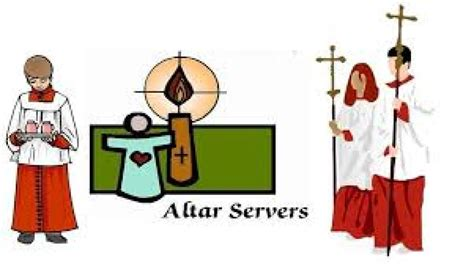 Altar Servers | Saint Elizabeth of the Hill Country ...