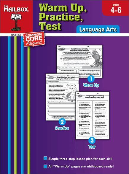 Language Arts Warm Up