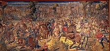 Battle of Pavia | Large tapestries, Herse