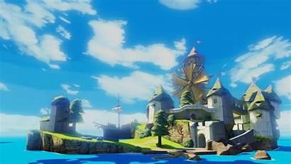 Waker Wind Zelda Pc Popular Background 1080
