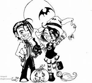 Dessin Halloween Vampire : halloween ~ Carolinahurricanesstore.com Idées de Décoration