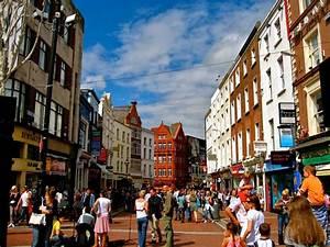 Ms-havachat: Dublin Sightseeing Series: Grafton Street