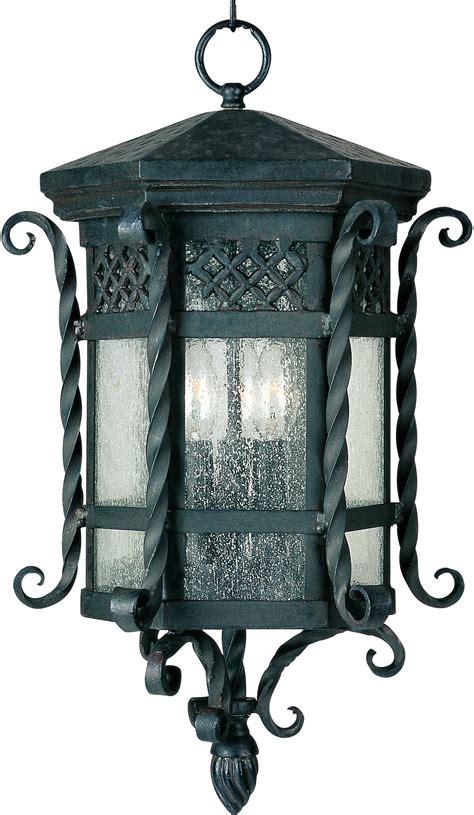scottsdale 3 light outdoor hanging lantern outdoor