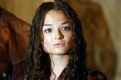 dawn collinson talks  actress emma rigby
