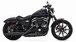 2017 Harley-Davidson Sportster Iron 883 Review | Basics ...