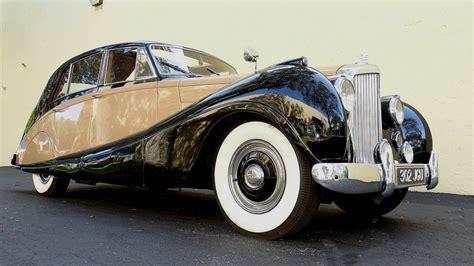 1955 Bentley R Type By Freestone & Webb