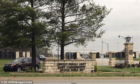 Military Prison Leavenworth Kansas