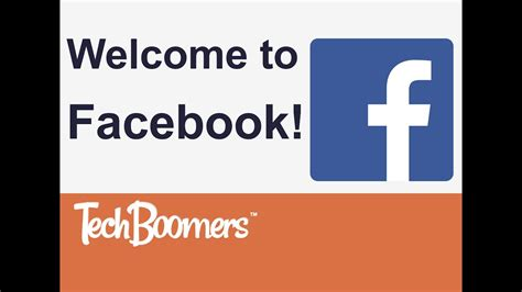 Welcome to Facebook! - YouTube