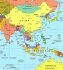 Download Free Printable Southeast Asia Map | World Map ...