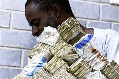 zimbabwes  trillion dollar bill   hot collectible wsj