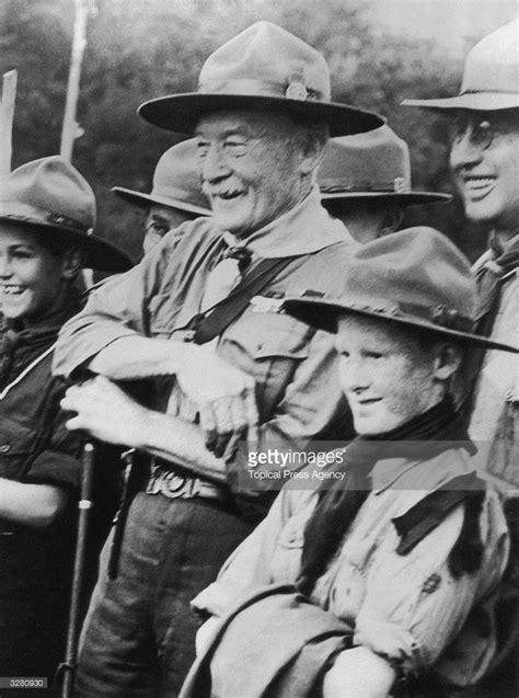 Portrait Robert Baden Powell | Robert baden powell, Baden ...