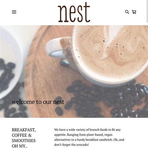 nest coffee shop orono maine  reviews