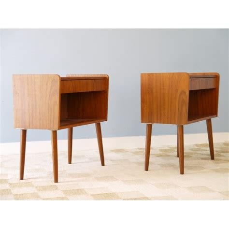 le de chevet deco table de chevet vintage scandinave bricolage maison et d 233 coration
