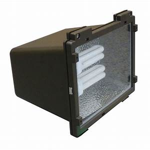 Fluorescent flood light fixtures outdoor : Lithonia lighting light wall mount outdoor white flood