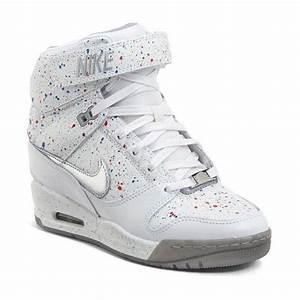 Nike Jordans Wedges Air Jordan Wedge Sneakers ...