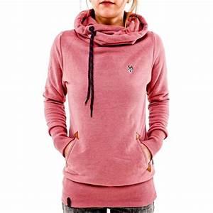 Women Girl Long Sleeve Hoodie Sweatshirt Sweater Hooded ...