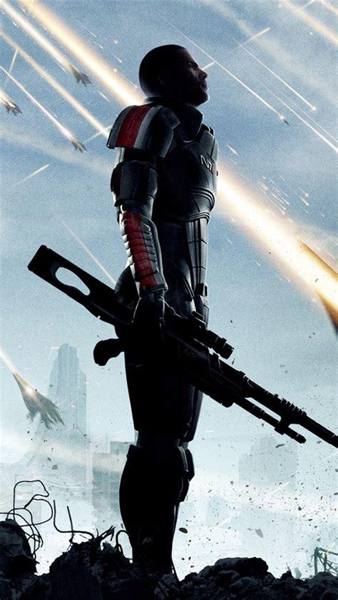 foto de Mass Effect 3 iPhone X 8 7 6 5 4 3GS wallpaper download