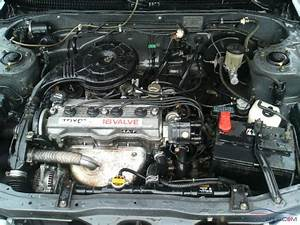 1986 Toyota Corolla 4a C 16 Engine Diagrams