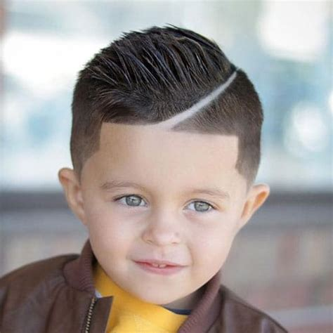 Hairstyles For Baby Boys With Hair by 35 Best Baby Boy Haircuts 2019 Guide