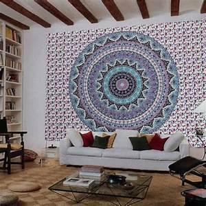 Tapis Mural Mandala Achat Vente Tapis Mural Mandala