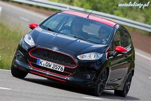 Ford Fiesta Black Edition : ford fiesta black edition 01 ~ Gottalentnigeria.com Avis de Voitures