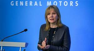 General Motors CEO Mary Barra Made 'Only' $22 Million Last ...