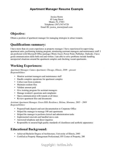 Cover Letter For Assistant Property Manager by Simply Assistant Property Manager Duties For Resume