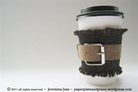 coffee cup sleevecozy tutorials kitskorner