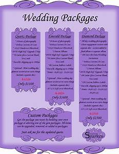 Great wedding planning packages affordable wedding for Affordable wedding photography packages