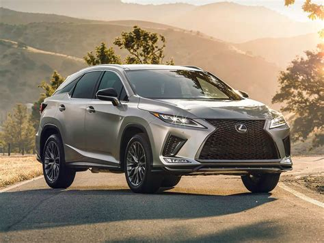 lexus suv   review ratings specs