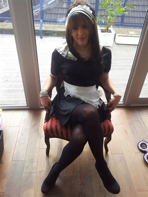 daily sissy photo stacy french maid