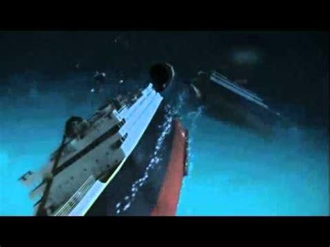 Titanic Sinking Animation by Titanic Sinking Animation New 2012 Animation Variety