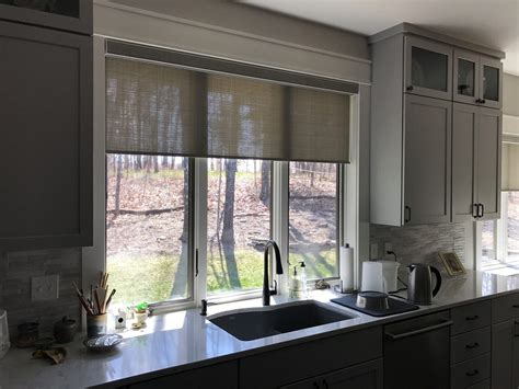 motorized roller blinds roller shades columbia blinds and shutters