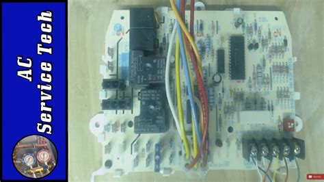 Troubleshooting The Furnace Control Board Ifc Test