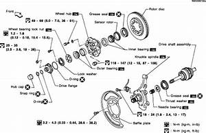 2017 Nissan Rogue Parts Diagram