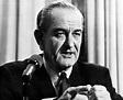 Lyndon Johnson left office as a deeply unpopular president ...