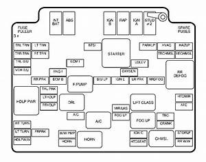 2004 Lincoln Navigator Fuel Pump Relay Location  Lincoln  Wiring Diagram Images