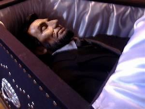 Image Gallery heavy d in casket