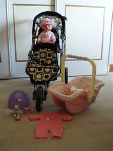 Baby Born Doll Car Seat