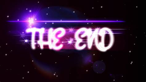The End Animated Pictures  Wwwimgkidcom  The Image Kid