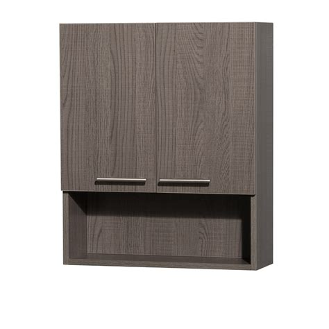 Modern Bathroom Wall Cabinet by Amare Toilet Wall Cabinet By Wyndham Collection