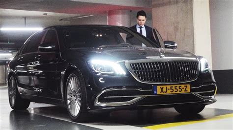 mercedes maybach  class long full review