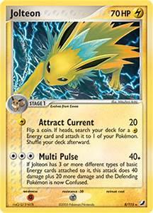 Jolteon-EX | Generations | TCG Card Database | Pokemon.com