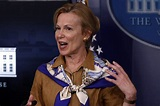 PHOTOS: Here are all of the scarves Dr. Deborah Birx has ...