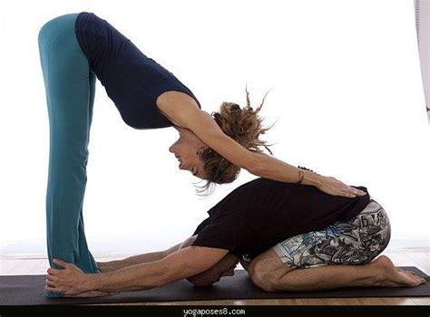 Best 25+ Partner Yoga Poses Ideas On Pinterest