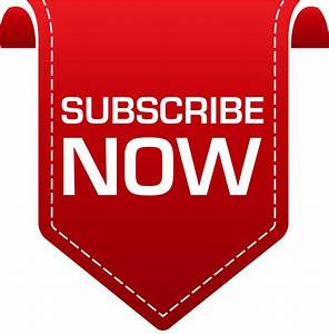 Youtube subscribe banner image png #39352 - Free Icons and ...